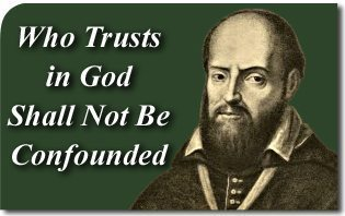 Who Trusts in God Shall Not Be Confounded