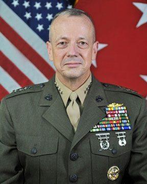 General John R. Allen, USMC