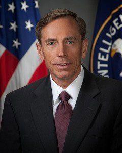 CIA Director David Petraeus