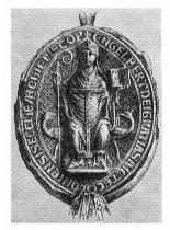 Saint Engelbert's Archbishop Seal