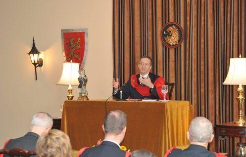Mr. John Horvat II introduces his book Return to Order