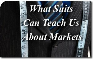 What Suits Can Teach Us About Markets