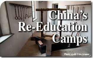 China's Re-Education Camps