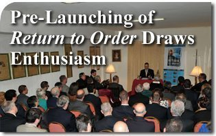 Pre-Launching of Return to Order Book Draws Enthusiasm