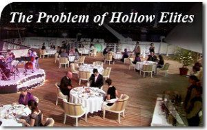 The Problem of Hollow Elites