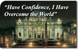 Have Confidence, I Have Overcome the World