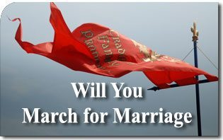 Will You Join This Historic March for Marriage on March 26?
