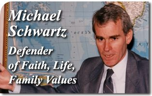 Remembering Michael Schwartz, Longtime Defender of Traditional Family Values