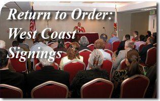Return to Order: West Coast Signings