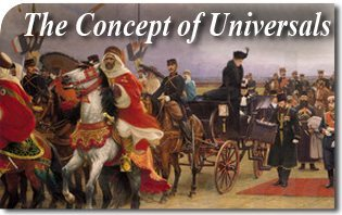 The Concept of Universals