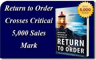 Return to Order Crosses Critical 5,000 Sales Mark