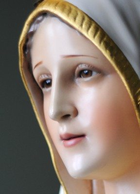 He Who Has Not Mary for His Mother Has Not God for His Father