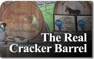 Mammy's: The Real Cracker Barrel