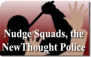 Nudge Squads and the Thought Police