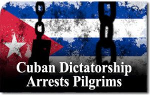 Cuban Dictatorship Arrests Pilgrims Walking to the Shrine of Their Country's Patroness