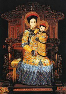 Our Lady of Deliverance, Empress of China