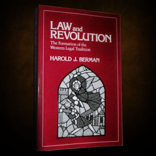 The book's central thesis is that at the end of the eleventh century and in the early twelfth century, legal systems appeared for the first time in history.