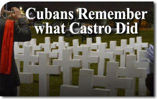 Cubans Remember what Castro Did