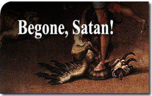 "The Oklahoma Black Mass ""Begone, Satan: The Lord thy God Shalt Thou Adore, and Him Only Shalt Thou Serve"""