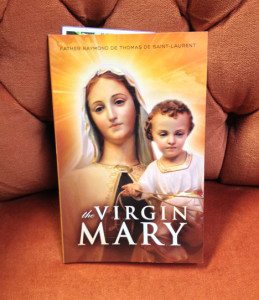 2014 Book 'The Virgin Mary' Makes Its Way to 100,000 Homes