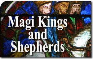 Magi Kings and Shepherds: Holy Social Harmony at the Feet of the God-Child
