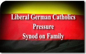 Liberal German Catholics to Pressure Synod on Family