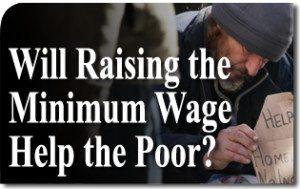 Will Raising Minimum Wage Help Seattle's Poor?