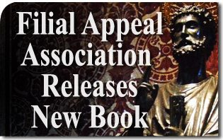 Filial Appeal Association Releases New Book on Synod Written by Three Bishops