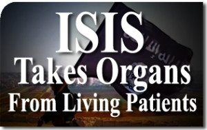 ISIS Like China Takes Organs From Living Patients