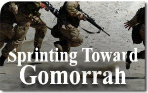 Sprinting Toward Gomorrah: The Folding of Virtuous Leadership in America's Military Leaders