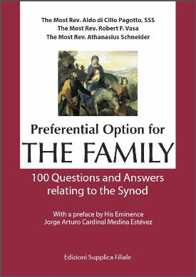 Preferential Option for the Family: One Hundred Questions and Answers relating to the Synod