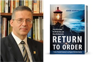 Circulation of 'Return to Order' Book on Organic Christian Society Hits 300,000 Copies