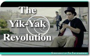 The Yik-Yak Revolution
