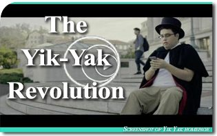 The Yik-Yak Revolution
