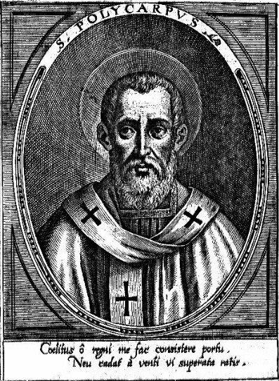 Saint Polycarp Martyr