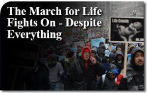 The March for Life Fights On—Despite Everything