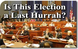 Is This Election a Last Hurrah?