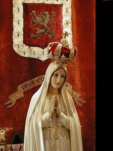 Observing 9/11 with Our Lady of Fatima