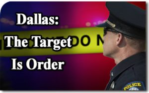 Dallas: The Target Is Order