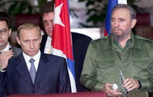 Fidel Castro and the Death of a Man-Symbol