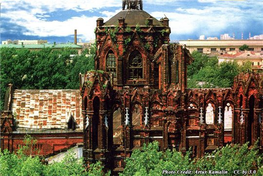 ruins_of_cathedral_of_the_immaculate_conception_holy_virgin_mary_moscow_c1980