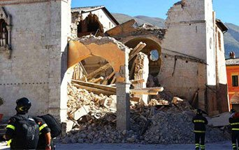 The Earthquake That Destroyed More Than the Basilica of St. Benedict