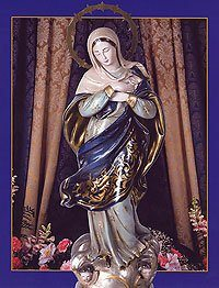 Prayer to the Immaculate Conception