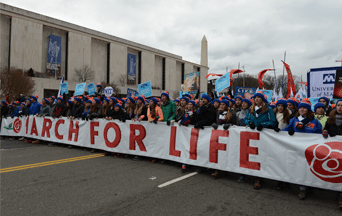 March for Life 2017: Reclaiming America's Honor