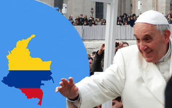 Pope Francis' Pressure on Colombia, and Legitimate Resistance