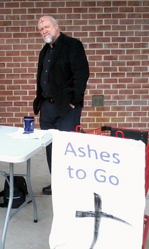 A Lenten Meditation on an Unconventional Ash Wednesday