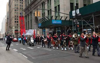 First 'Gift of Life Walk' Conquers New York City