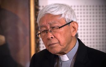 Cardinal Zen: Situation of Church in China Worse Than Before