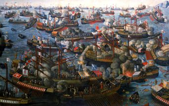 How Our Lady Granted Victory at Lepanto