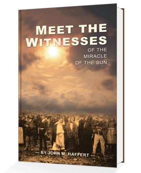 America Needs Fatima Promotes Meet the Witnesses